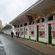 Butchers Row in Barnstaple