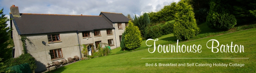 Townhouse Barton - Bed & Breakfast and Self Catering Holiday Cottage